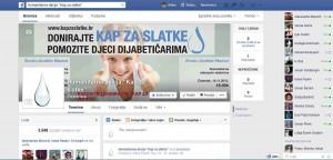 Facebook stranica
