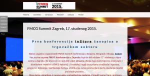FMCG Summit Zagreb 2015